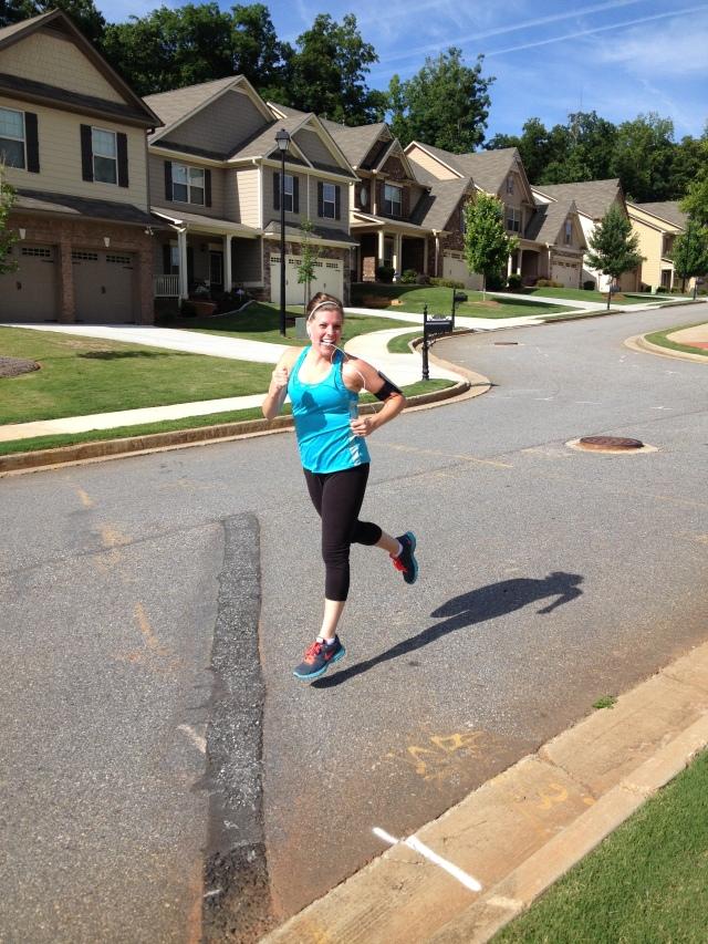 Fitness Rrunning June 2 2014