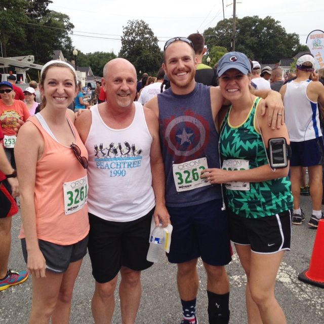 Racing for a 5K
