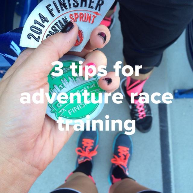 Adventure Racing Tips