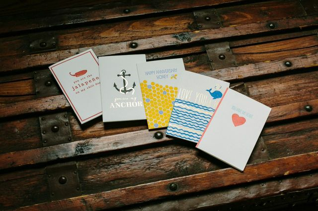 Smock Paper Cards